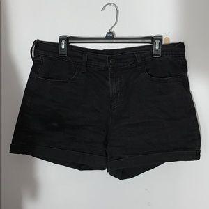 Old Navy Black, Denim, Shorts